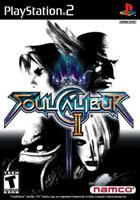 Jaquette de l'édition PAL de Soulcalibur 2