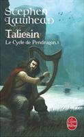 Couveture de Taliesin, premier tome du cycle de Pendragon