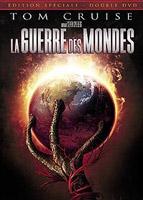 Jaquette DVD de l'édition collector du film La Guerre des mondes