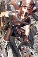 Planche intérieure du comics Marvels