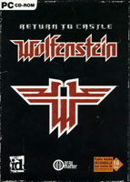 Jaquette PC du jeu vidéo Return to Castle Wolfenstein