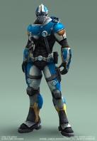 Classe de personnage du jeu vidéo Unreal II: eXpanded MultiPlayer