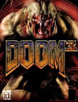 Jaquette CD du jeu vidéo Doom 3