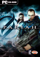 Jaquette DVD du jeu vidéo Pariah