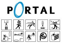 Icônes du jeu vidéo Portal