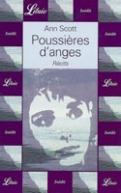 Couverture du recueil de nouvelles Poussières d'anges