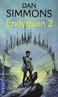 Couverture du second tome de l'édition de poche du roman Endymion
