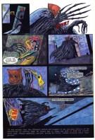 Planche intérieure du premier tome de l'édition française du comics Marshal Law